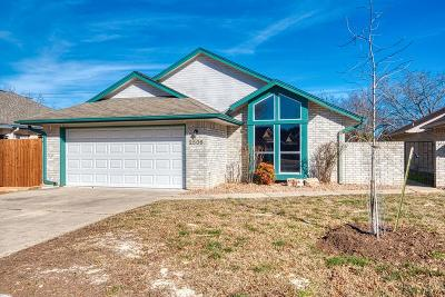 Kerrville Single Family Home For Sale: 2506 Boyington Lane