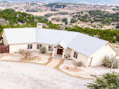Kerrville Single Family Home For Sale: Silver Hills Rd