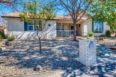Kerrville Single Family Home For Sale: 161 St Andrews Loop