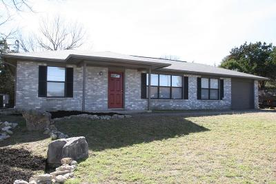Kerrville Single Family Home For Sale: 170 Woodhill Rd