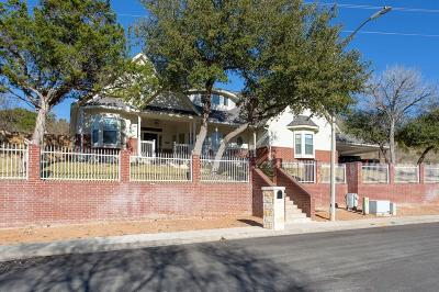 Kerrville Single Family Home For Sale: 1320 Paragon Place
