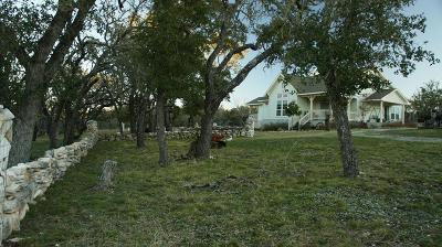 Harper Single Family Home For Sale: 553 Blue Oak