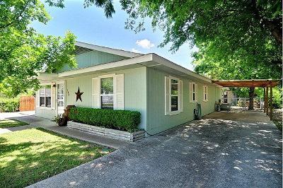 Kerrville Single Family Home For Sale: 108 Arizona Ash