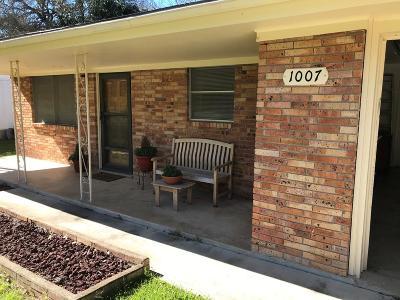 Kerrville Single Family Home For Sale: 1007 Nancy Beth Dr