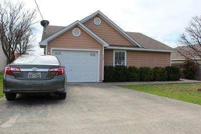 Kerrville Single Family Home For Sale: 114 Amelia Court