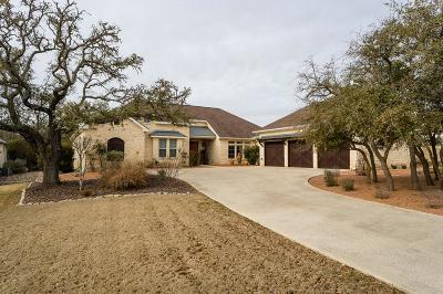 Kerrville Single Family Home For Sale: 4072 Comanche Trace Dr