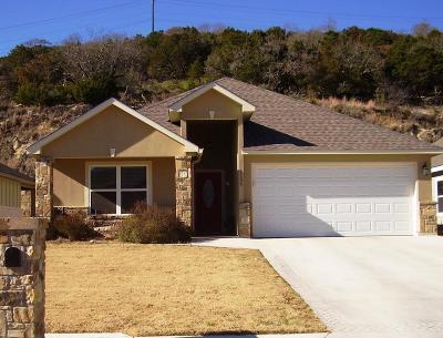 Kerrville Single Family Home For Sale: 1136 Norfolk Ln