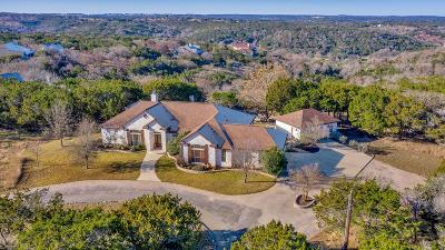 Kerrville Single Family Home For Sale: 1046 Spanish Oak Dr