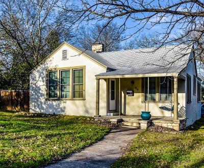 Kerrville Single Family Home For Sale: 914 Wheless Ave