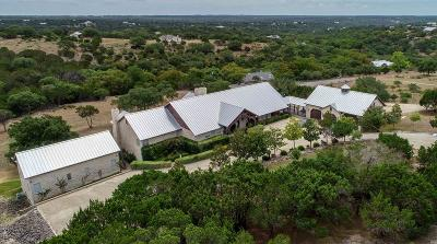 Kerrville Single Family Home For Sale: 73 Canyon Ridge View