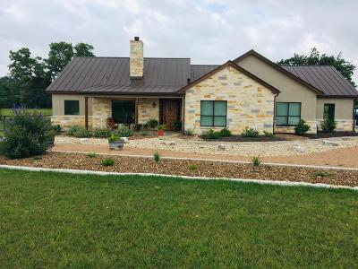 Bandera Single Family Home For Sale: 418 Saltgrass