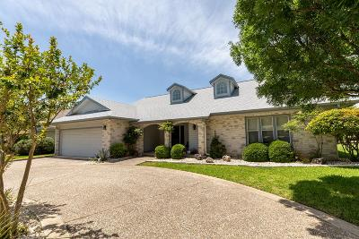 Kerrville Single Family Home For Sale: 507 Preston Trail