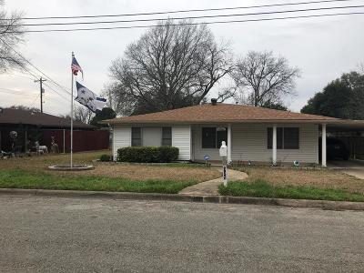 Kerrville Single Family Home For Sale: 325 Pearl St