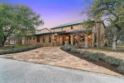 Kerrville Single Family Home For Sale: 260 Los Encinos S