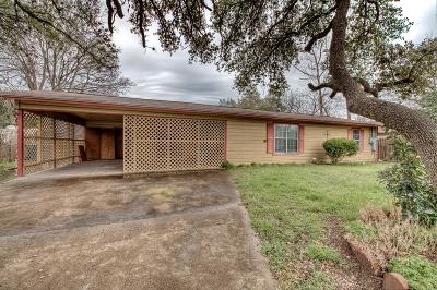 Kerrville Single Family Home For Sale: 220 Guadalupe St