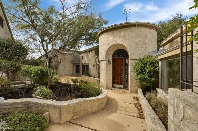 Kerrville Single Family Home For Sale: 22 Indian Creek Loop