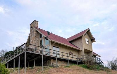 Kerrville Single Family Home For Sale: Saddle Mountain Trail