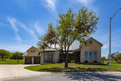 Kerrville Single Family Home For Sale: 3200 #17 Pinnacle Club Dr