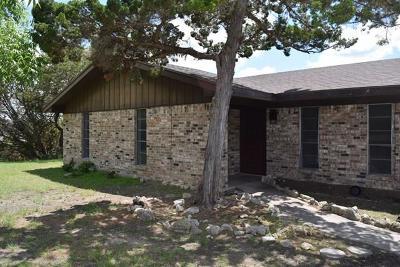 Kerrville Rental For Rent: 314 Rock Ridge Rd
