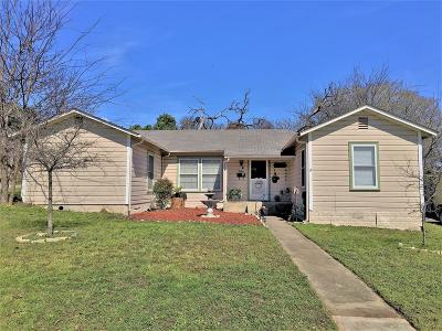 Single Family Home For Sale: 612 Harper St