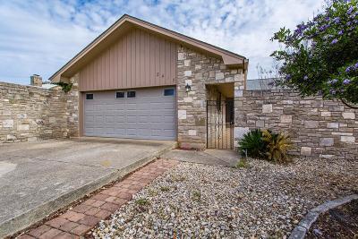 Kerrville Single Family Home For Sale: 2418 Birkdale Lane