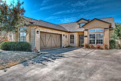 Kerrville Single Family Home For Sale: 2813 Rock Barn Dr