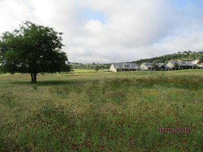 Kerrville Residential Lots & Land For Sale: 2073 Toscano Way