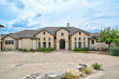 Kerrville Single Family Home For Sale: 3504 Comanche Trace Dr