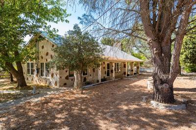 Fredericksburg Single Family Home For Sale: 298 Windy Ridge Rd