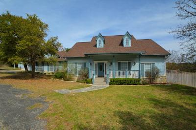 Kerrville Single Family Home For Sale: 145 Ball Dr