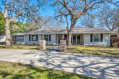 Kerrville Single Family Home For Sale: 217 Hummingbird Lane
