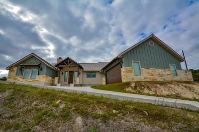 Kerrville Single Family Home For Sale: 2260 Medina Hwy