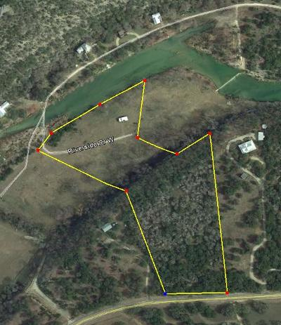 Hunt Residential Lots & Land For Sale: 1581 & 9 FM 1340