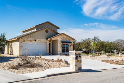 Kerrville Single Family Home For Sale: 1004 Creswell Ln