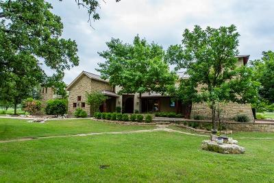Kerrville Single Family Home For Sale: 4204 Stone Creek Circle