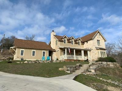 Kerrville Single Family Home For Sale: 134 Thunder Rd