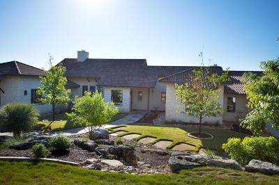 Kerrville Single Family Home For Sale: 3324 Arrowhead Dr