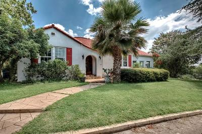 Kerrville Single Family Home For Sale: 614 Main St