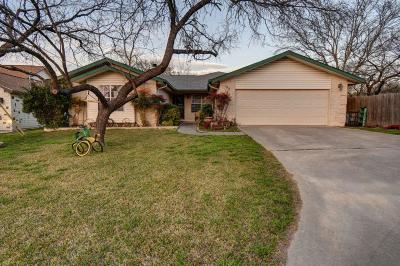Kerrville Single Family Home For Sale: 125 Erin Dr