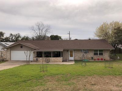 Kerrville Single Family Home For Sale: 1203 Hilltop Rd