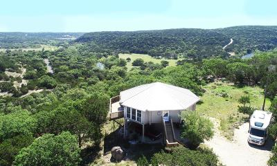 Kerrville Single Family Home For Sale: 420 Coker Rd