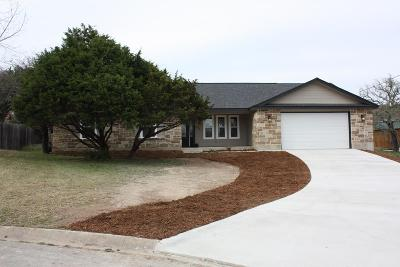 Kerrville Single Family Home For Sale: 219 Oakview Dr