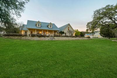 Kerrville TX Single Family Home For Sale: $725,000