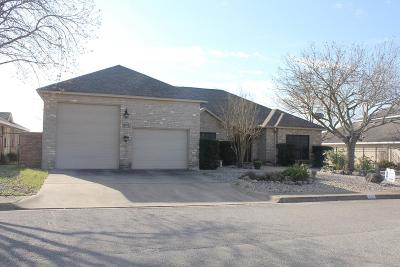 Kerrville Single Family Home For Sale: 115 Mesa Del Sol