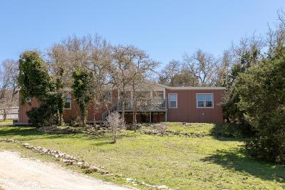 Kerrville Single Family Home For Sale: 136 Drew Lane