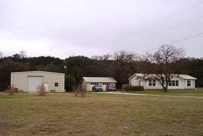 Center Point TX Single Family Home For Sale: $350,000
