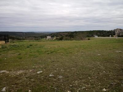 Kerrville Residential Lots & Land For Sale: 1800 Canyon View Circle