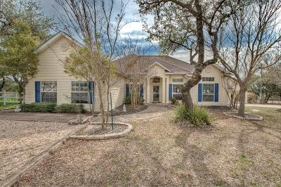 Kerrville TX Single Family Home For Sale: $635,000