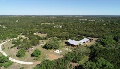 Hunt TX Single Family Home For Sale: $740,000