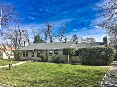 Single Family Home For Sale: 303 Spence St